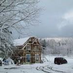 2012年冬の始り