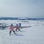 和寒東山スキー場